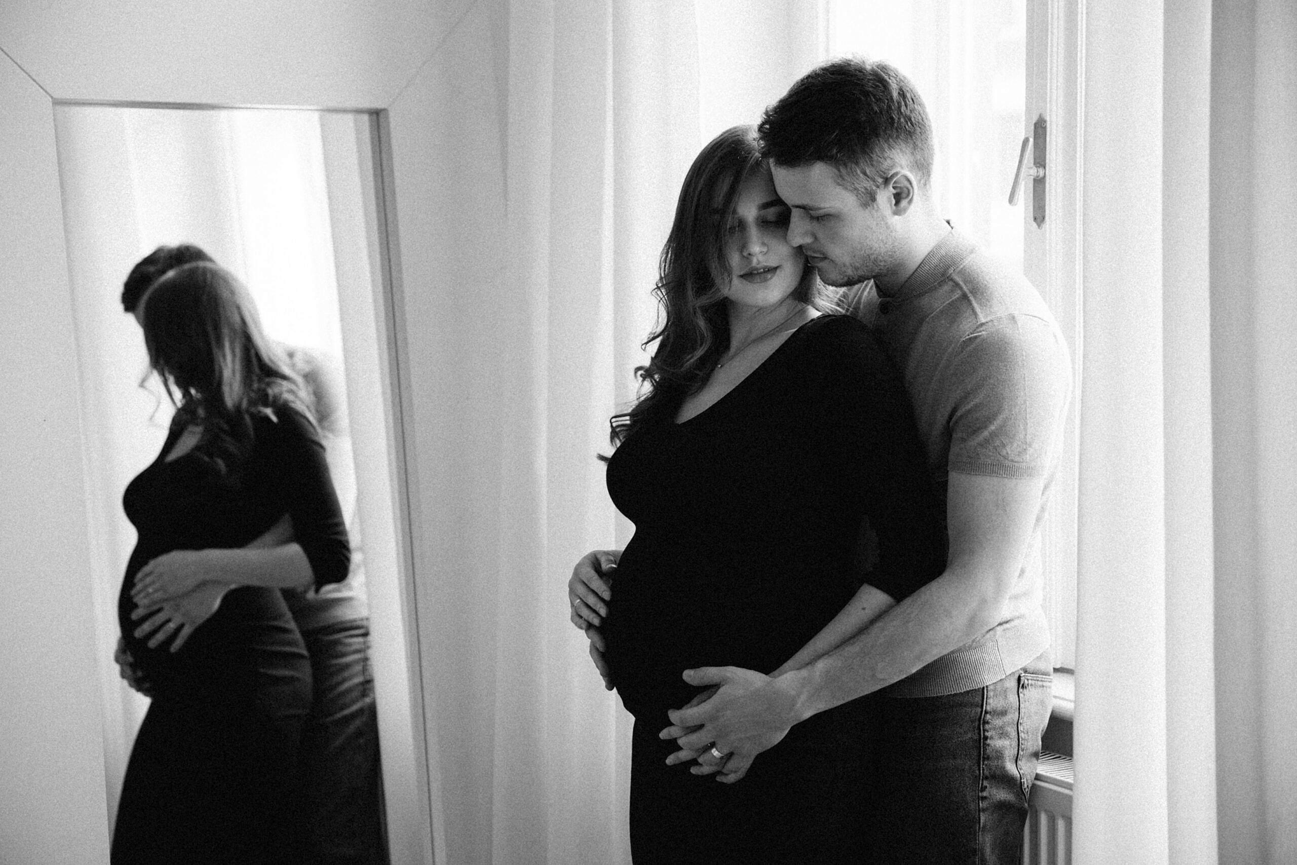 Фотосессия беременности в Кракове
